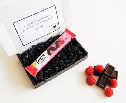 skicka choklad hälsning