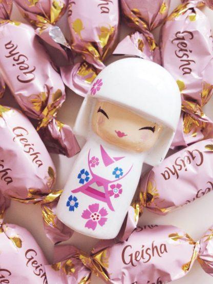 Chokladbud med Geisha