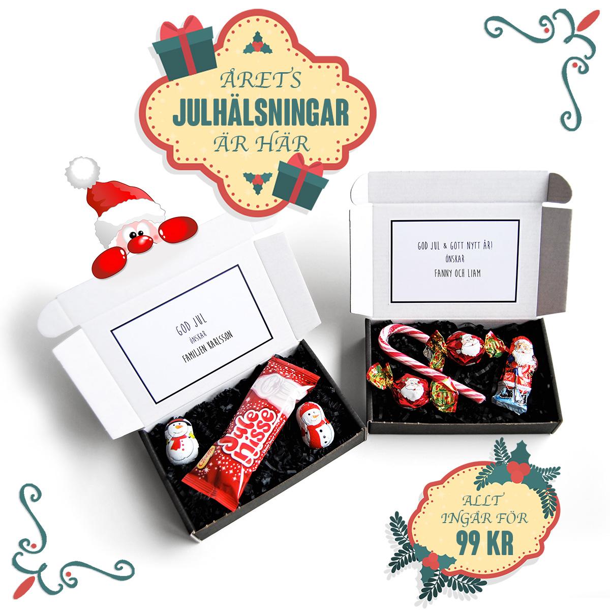skicka julhälsning